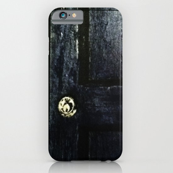 Doctor Who: Who has the Tardis key? iPhone & iPod Case