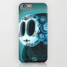 Day of the Dead Shyguy iPhone 6 Slim Case