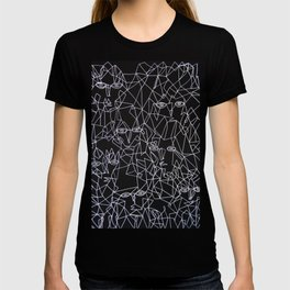Tracing Faces  T-shirt