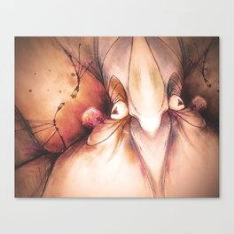 sunBurn Canvas Print