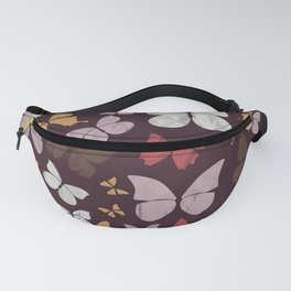 Panapaná I - Butterflies Fanny Pack