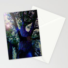 """""""A Conversation With Ents"""" Stationery Cards"""