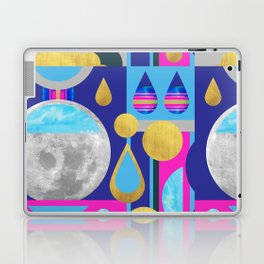 Abstractions No. 3: Moon Laptop & iPad Skin