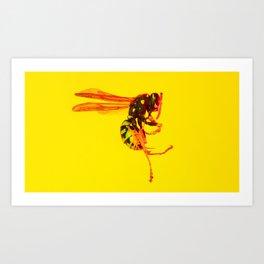 Bugged #02 Art Print