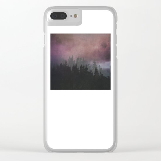 last love Clear iPhone Case