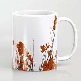 Minimal Garden Fall Scene #decor #society6 #buyart Coffee Mug