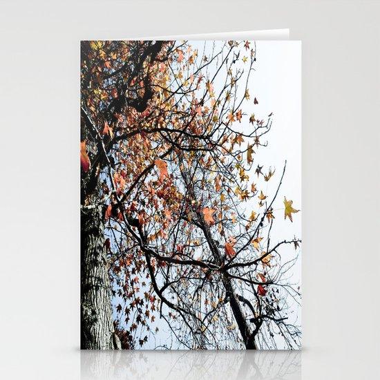 Fall II Stationery Cards
