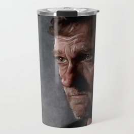 Richard From The Kingdom - Bury Me Here - The Walking Dead Travel Mug