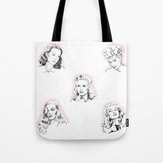 Vintage Lovelies Tote Bag