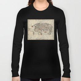 World map by Martin Waldseemüller - 1513 Long Sleeve T-shirt
