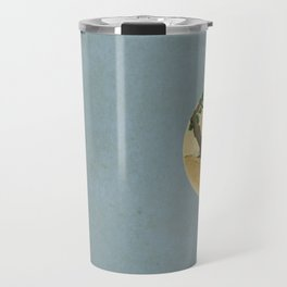 Tiger with magpie type-F Travel Mug