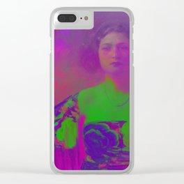 """""""La Trini"""" Version 02 (Covered 2018) Clear iPhone Case"""