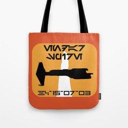 Endar Spire (KOTOR - Republic) Tote Bag