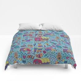 Caravan Pattern Comforters