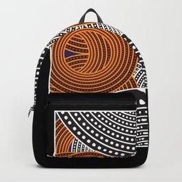 Modern Aboriginal Backpack