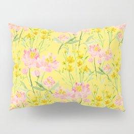 Field Flowers Pillow Sham