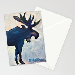 Appreciation - Moose Stationery Cards