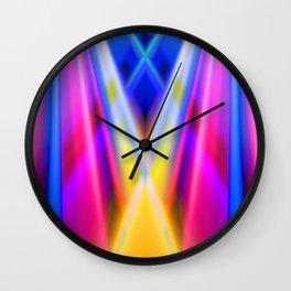 Convergencia doble Wall Clock