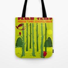 Dream Trees Tote Bag