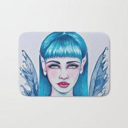Fairytude by Andrea Bath Mat