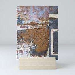 Rust Mini Art Print