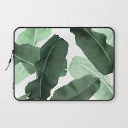 Green Banana Leaf Laptop Sleeve