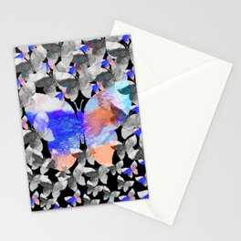Magical flight Stationery Cards