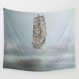 there's no mystery at all Wall Tapestry