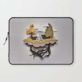 Buenos Vecinos - Good Neighbours Laptop Sleeve