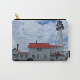 Whitefish Point Lighthouse I Carry-All Pouch