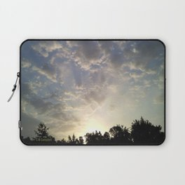 """ Sunset Glow "" Laptop Sleeve"