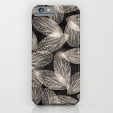 Fallen Fairy Wings - Silver Screen Edition iPhone 6s Slim Case