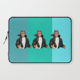 Cool Points - cool colors Laptop Sleeve