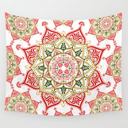 Mandala Indian Spirit Spiritual Zen Bohemian Hippie Yoga Mantra Meditation Wall Tapestry