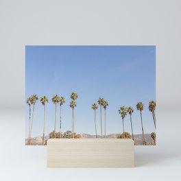 On California Time Mini Art Print