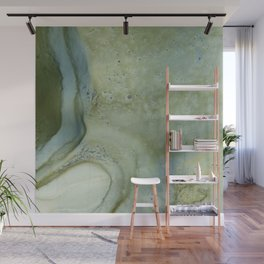 Relief Map 3 Wall Mural