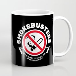Smokebusters Coffee Mug
