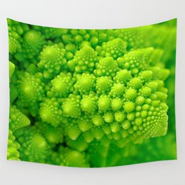 Broccosaurus Wall Tapestry