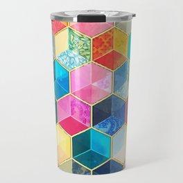 Magic cubes Travel Mug
