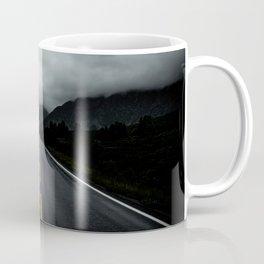 Open Road Landscape Coffee Mug