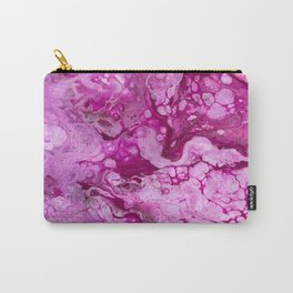 Purple #1 Carry-All Pouch