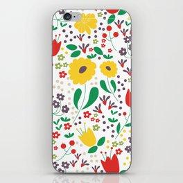 Spring Mornings iPhone Skin