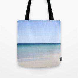 azure beach Tote Bag