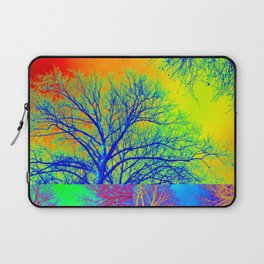 Rainbow Trees Laptop Sleeve