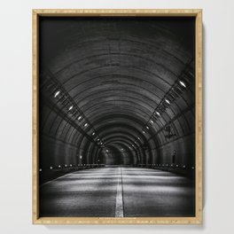 Tunnel Road Serving Tray