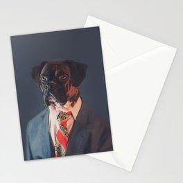 Chairman, Milo ze Dog Stationery Cards