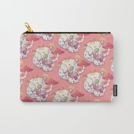 Skull No.1 // The Mushrooms One Carry-All Pouch