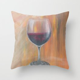 Whine About it Throw Pillow