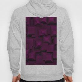 Purple pyramid Hoody