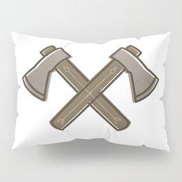 Hatchet Pillow Sham